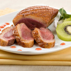 Pan Roasted Duck Breast The Greene Grape